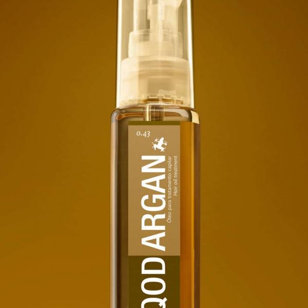 QOD Argan Oil 60ml