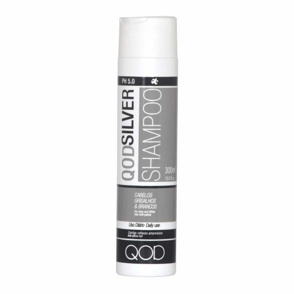 QOD Silver Hair Shampoo 300ml