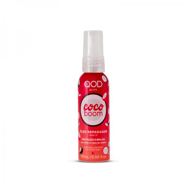 QOD City Coco Boom Repair Oil 60ml