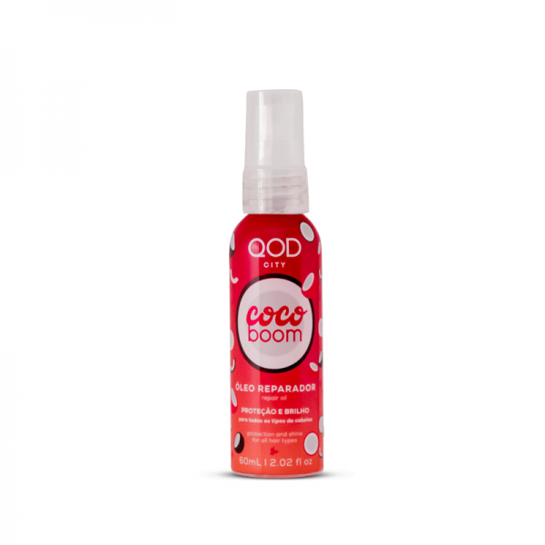 QOD City Coco Boom Repair Oil 60ml