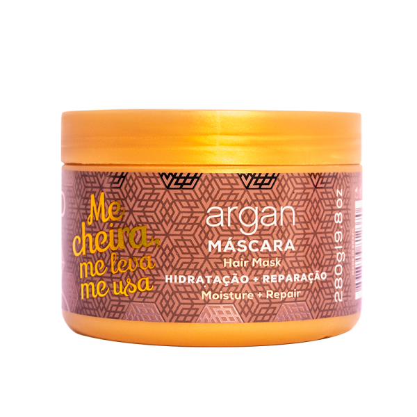 QOD Argan Hair Mask Mascara