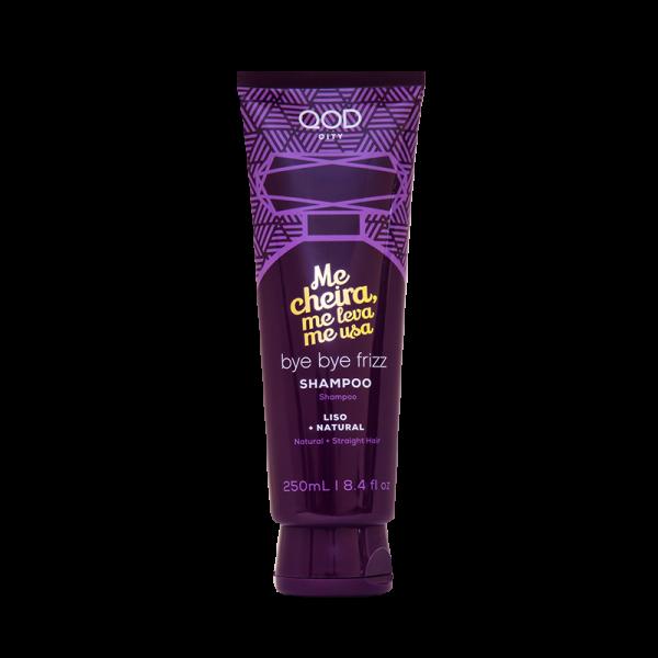QOD Bye Bye Frizz Hair Shampoo 250ml