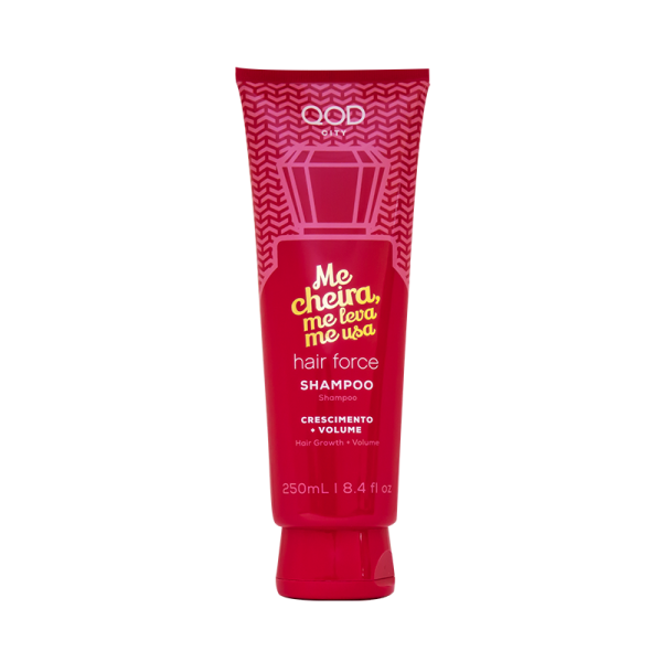 QOD Hair Force Hair Shampoo 250ml