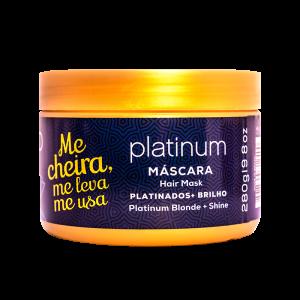 QOD Platinum Hair Mask Mascara