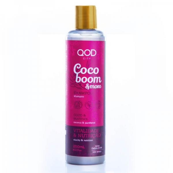 QOD City Coco Boom & More Hair Shampoo 250ml